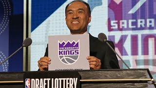 Are the KINGS THE BIGGEST WINNERS IN THE NBA LOTTERY? Lottery Revealed!