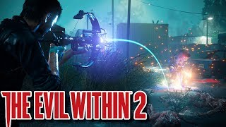 THE EVIL WITHIN 2 #07 - No rastro da Lily (Gameplay em Português PT-BR)