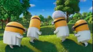 The Best Romantic Song Ever by Minions - Underwear (Despicable Me 2)