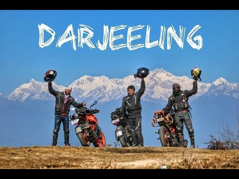 Siliguri To Tiger Hill, Darjeeling : Tiger Hill to Gangtok : Mesmerizing Kanchenjunga