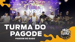 Pagodeira - Turma do Pagode Ao Vivo