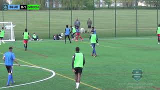 Full Match Footage | West London | April 16th | UK Football Trials