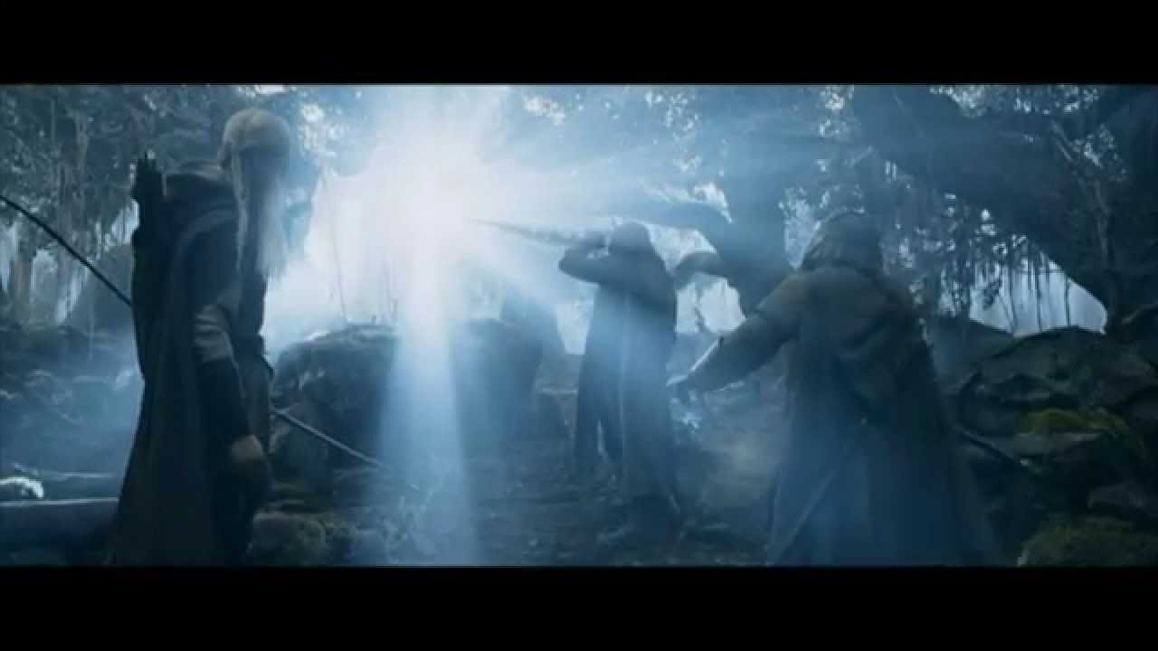 Gandalf le blanc apparition