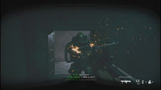 COD: Modern Warfare Campaign   They Have a Juggernaut!   Into the Furnace Final Mission