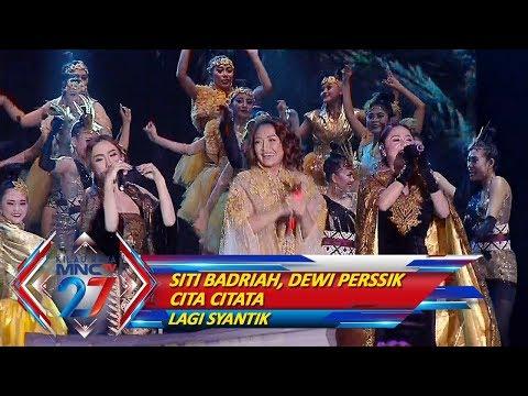 MERIAH!! Siti Badriah, Dewi Perssik & Cita Citata [LAGI SYANTIK] - Kilau Raya MNCTV 27 (20/10)