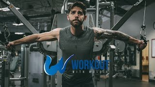 Workout With Wolfie | Instagram Video