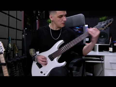Shokran  - Faces Behind The Stars (Guitar Playthrough)
