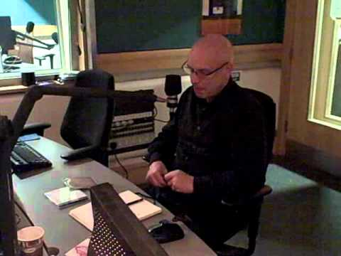 Jarvis  Cocker and Brian Eno interview for BBC 6 Music