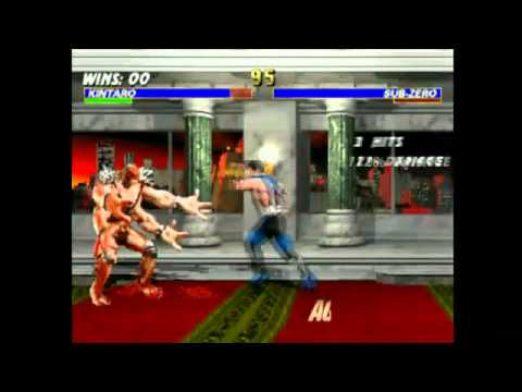 Mortal Kombat Trilogy - TOASTY!