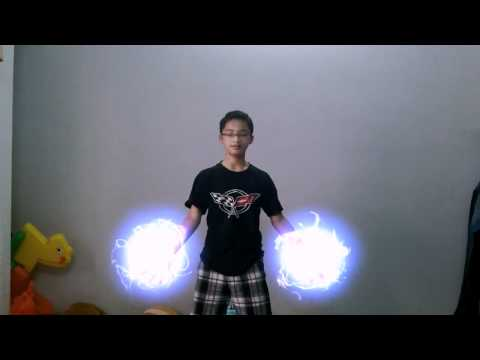 All Energy Ball Special Effects With sound FX