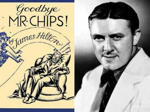 James Hilton discussing his 'Goodbye, Mr Chips' - CBS Radio Interview - 1939
