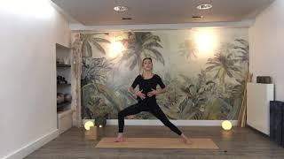 Vinyasa flow // Équilibre et persévérance
