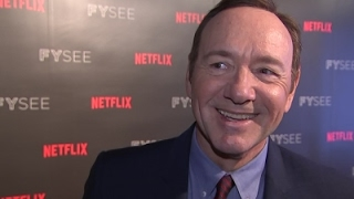 Spacey teases 'crazy' new season of 'House of Cards'