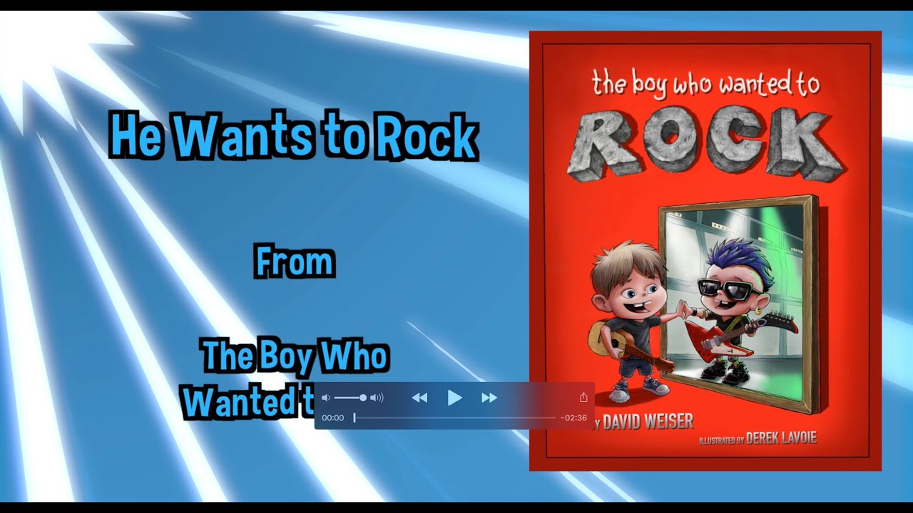 He Wants to Rock | The Boy Who Wanted to Rock (2020)