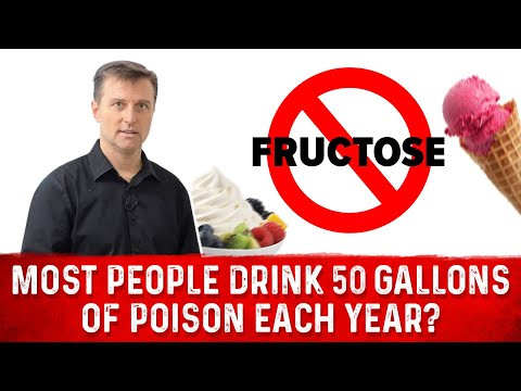 Did  You Realize that Most People Drink 50 Gallons of Poison Each Year?