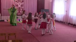 Заняття з музичного виховання. ДНЗ 7 м.Новояворівська