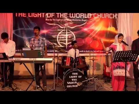 Yeshu tu jo chhule Mujhako .... Gunaho se daba hua || Hindi Christian Song