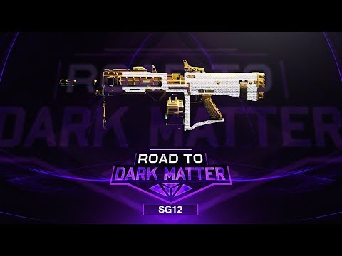 FaZe Pamaj: Road To Dark Matter - SG12...DIAMOND SHOTGUNS