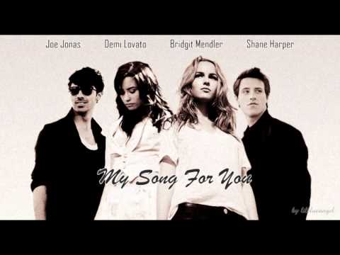 Demi Lovato, Bridgit Mendler, Joe Jonas, Shane Harper - My Song For You (Mashup)