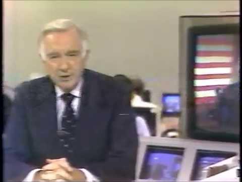 Carter vs. Reagan  Network television 1980 electionnight coverage