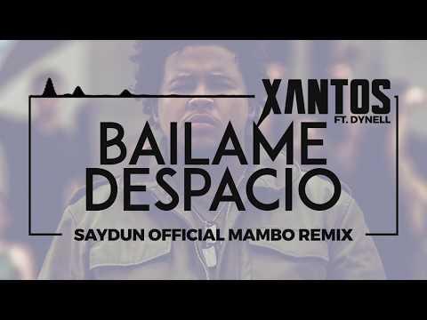 Xantos ft Dynell - Bailame Despacio (Saydun Official Mambo Remix)