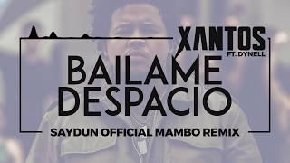 Xantos ft Dynell - Bailame Despacio (Saydun Mambo Remix)