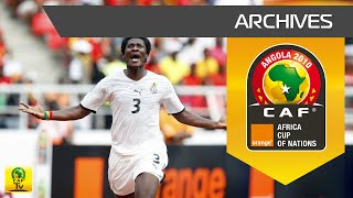 Ghana vs Nigeria & Algeria vs Egypt (SF) | Orange Africa Cup of Nations, ANGOLA 2010