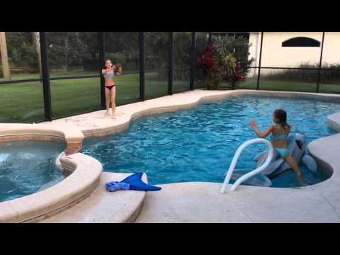 Fun pool challenges