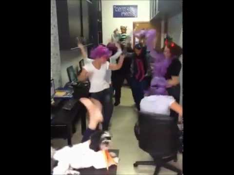 HARLEM SHAKE - CENTRAL PRESS