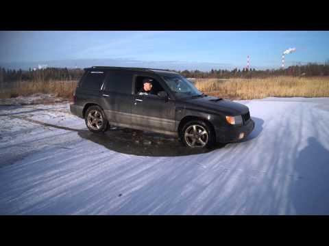 Покатушки Томского Subaru Клуба 14
