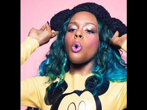 vblog black girls can wear colorful hair youtube