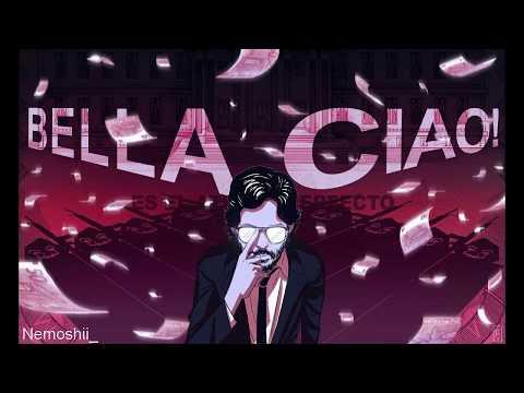 Nightcore-El ProfesorBella Ciao (HUGEL Remix)