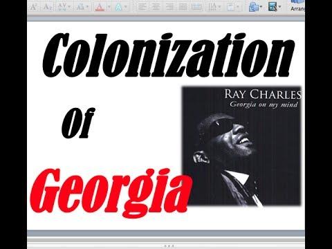 Georgia Colonization & Plantation South APUSH Ch 2-4