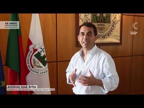 40 anos de Somincor em Castro Verde