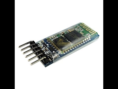 How to set AT Command mode for HC-05 Bluetooth module arduino