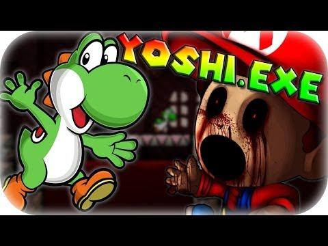 Creepypasta Game mit Yoshi! - Yoshi.exe + Download [Let's Play | Deutsch | HD]