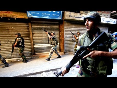 Mosaic News 5/17/2012: Renewed Clashes Erupt in Lebanon's Tripoli as Hezbollah is Blamed