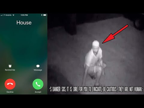 5 Most STRANGE Voicemails That Were Recorded...