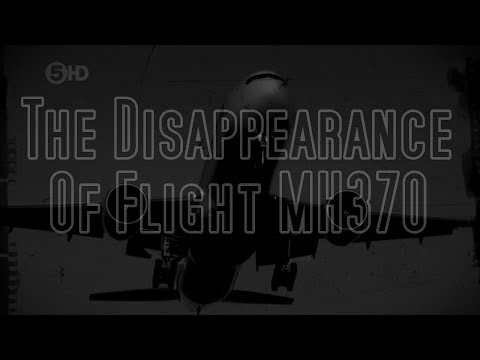 The Disappearance Of Flight MH370