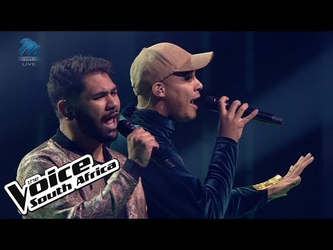 Craig and Jimmy Nevis - Don't Let Me Down | The Live Show Round 8 | The Voice SA