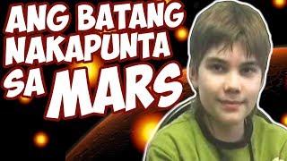 ANG BATANG NAKAPUNTA SA PLANETANG MARS | Kaalaman
