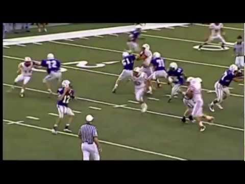 Dorsey Moore #12 - QB Martins Ferry High School
