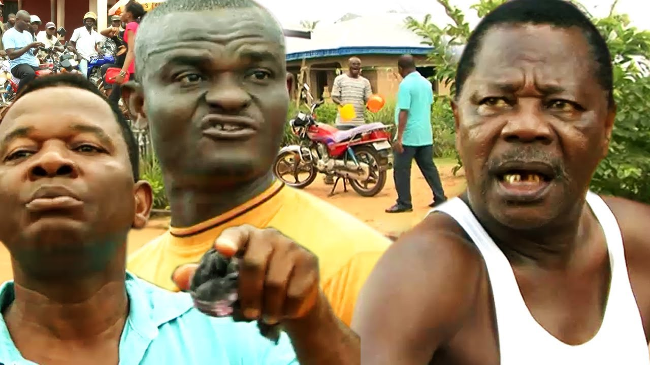 Download The Very Good Merry Men - 2018 Latest Nigerian Nollywood Comedy  Movie Full HD