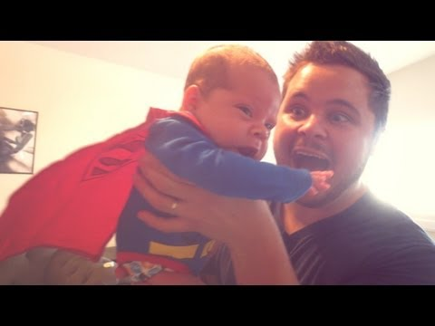 SUPER BABY! (9.5.13 - Day 223)