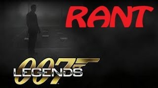 007 Legends: A Rant by 40warrior & smashbrother182