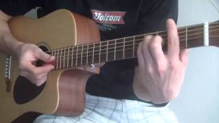 One Republic Good Life QUICK AND EASY Guitar Tutorial