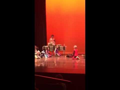 Honey Rockwell's Planet Rock Breakdancing Kids