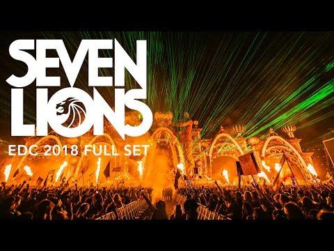 Seven Lions - EDC Las Vegas 2018 (Full Set)