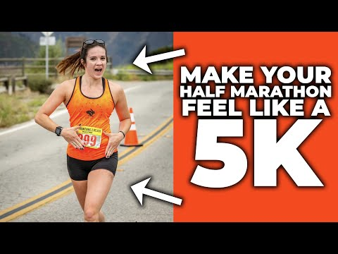 How to Make Your Half Marathon Feel Like a 5k