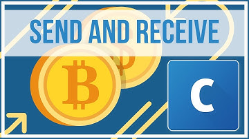 How To Send And Receive Bitcoin With Coinbase